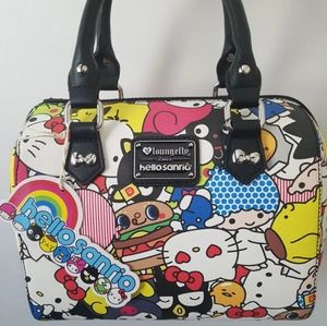Loungefly X Hello Kitty Limited Edition purse